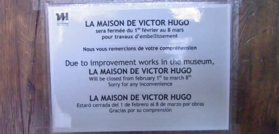 museums of le marais practice french story