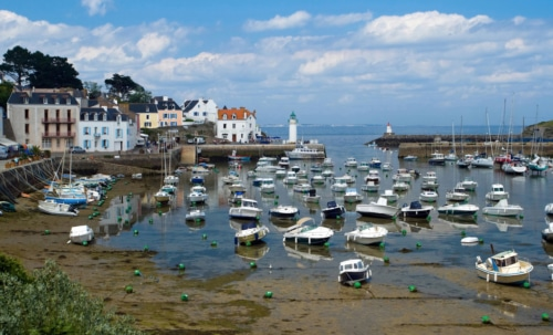 learn french in immersion belle ile en mer brittany