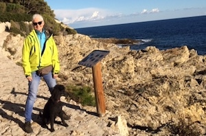 immersion homestay french riviera france