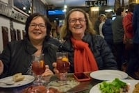study french in immersion in france pays basque teacher home