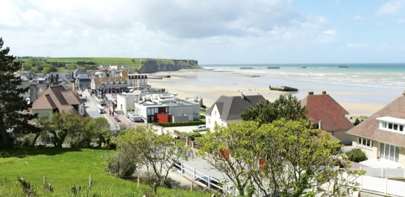 learn french easy story normandy