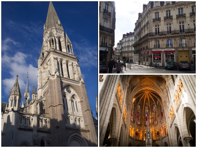 Nantes - Sainte Croix