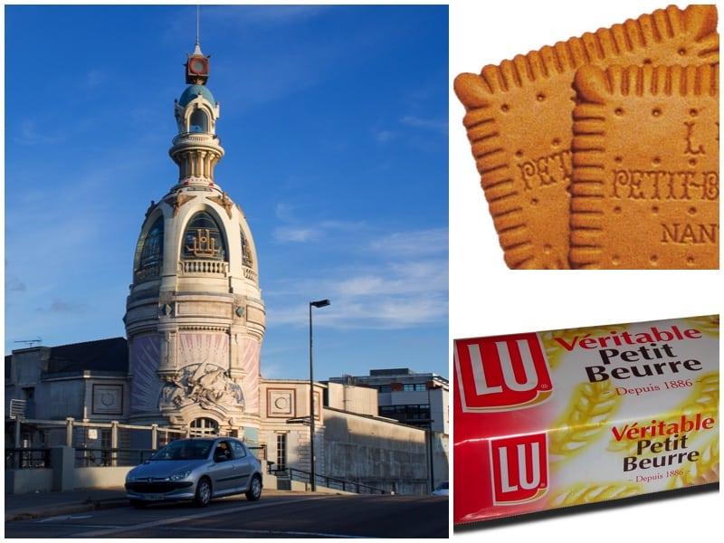 Nantes - Petits Beurre Lu