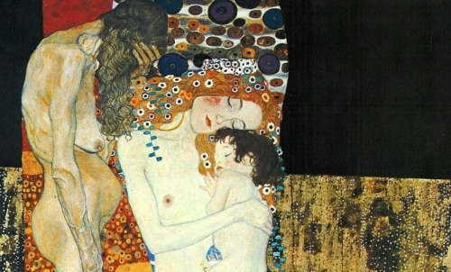Gustav Klimt - Les Trois Ages de la Femme