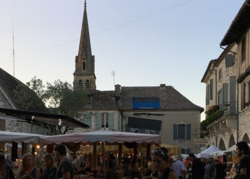 french night markets