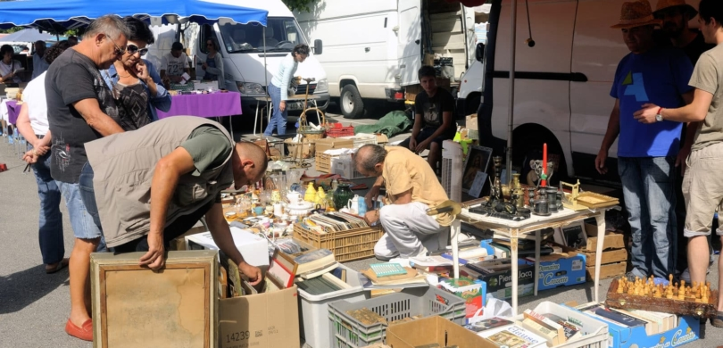 french yard sale flea market vocabulary