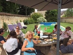 French Homestay at Teacher's House Near Paris