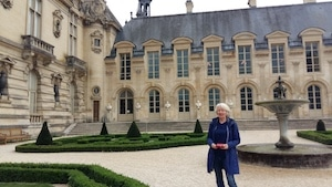 Learn French homestay in france