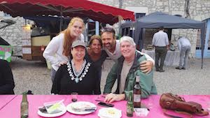 earn french immersion France Périgord teacher homestay