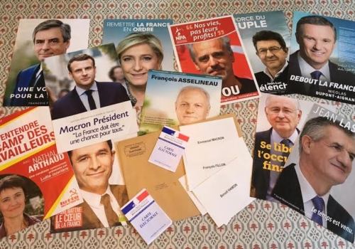 elections in France french vocabulary