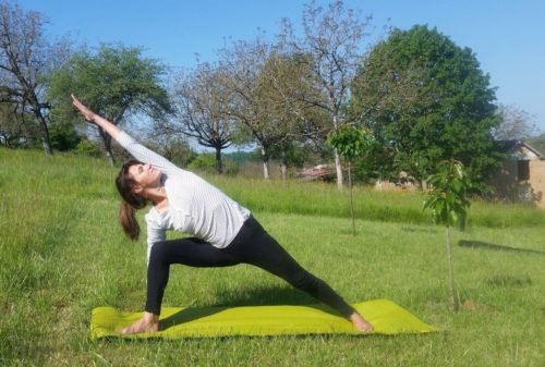 learnlearn french yoga vocabulary postures