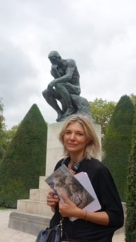 Touring Rodin Museum - French Sculpture Vocabulary