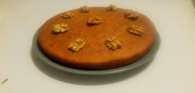 Light French Walnut Cake Recipe 15