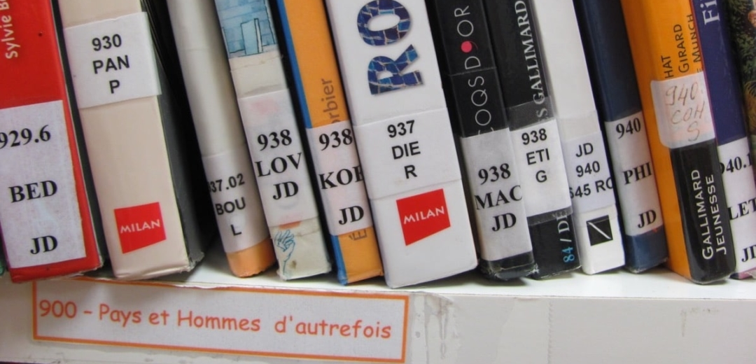 bibliothèque library french english story1